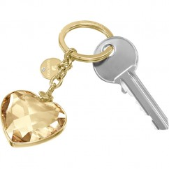 New Heart key ring