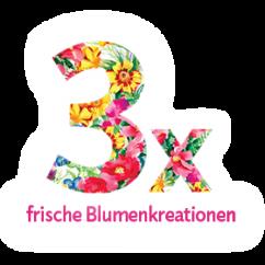Blumenstrauss-Abonnement 3 - Fleurop Blumenabo